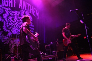 The Gaslight Anthem rocked the 9:30 club on December 2 and 3Photo by Brian Ossip, DC Music Live