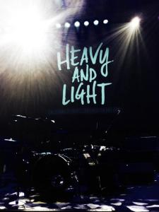 The Heavy and Light Tour came to D.C. on February 15th.Photo Courtesy of Heavy and Light Tour.
