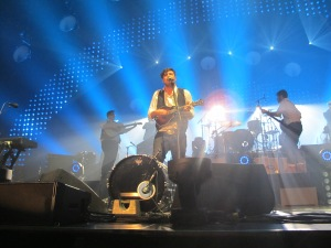 Mumford & Sons captivated the Patriot Center crowd.Photo by Erin Coulehan, DC Music Live