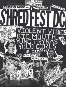 Shred Fest hit D.C. on February 9.
