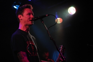 Ballyhoo! frontman Howi SpanglerPhoto by Brian Ossip, DC Music Live