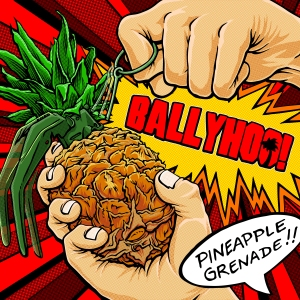 Pineapple Grenade was released on June 25, 2013