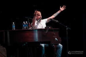 Andrew McMahon Photo by Sara Spangler