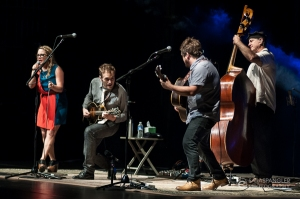 Nickel Creek Photo by Sara Spangler